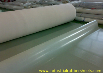 Clear Silicone Rubber Sheet For Wooden PVC Vacuum Laminator Press ROHS FCC SGS