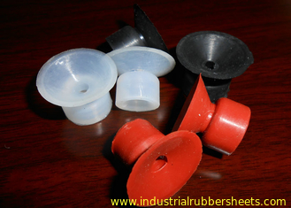 Small Silicone Washers Food Grade / High Temperature Rubber Gasket